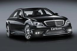Kit Noble RS pour Mercedes Classe S par Carlsson