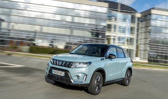 Suzuki : le retour de la boîte automatique, sur Vitara et S-Cross