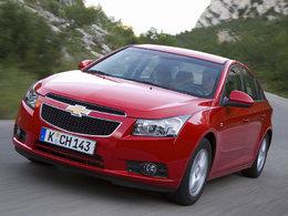 Chevrolet Cruze : prix bas + promo = imbattable !