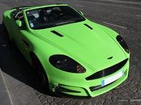 Photos du jour : Aston-Martin DB9 Mansory