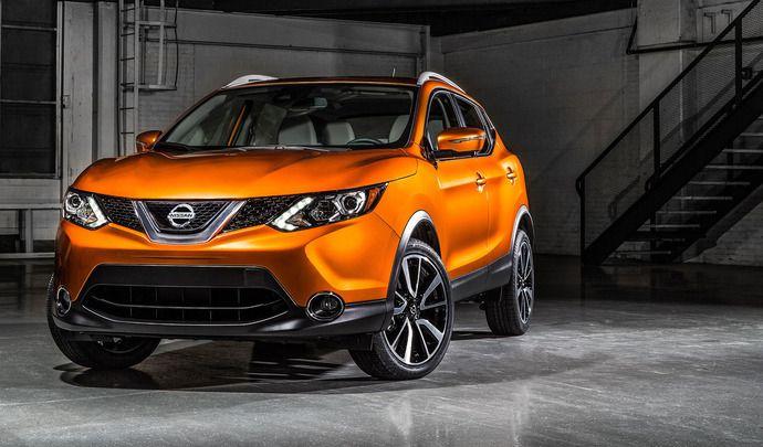 Salon de Detroit 2017 : Le Nissan Qashqai débarque aux USA sous un autre nom