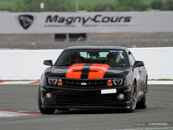 Photos du jour : Chevrolet Camaro SS ZL575 Supercharged (GT Days)