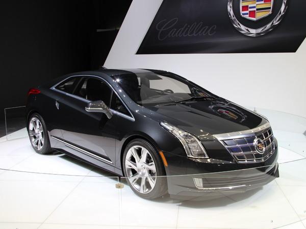 Cadillac ELR : l'addition est salée