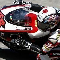 Moto 2 - Grande Bretagne D.1: Tomizawa se mouille