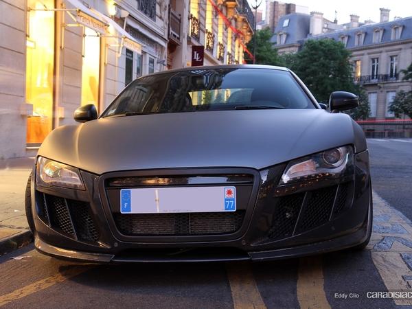 Photos du jour : Audi R8 V8 By Sportways