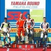 Superbike - Phillip Island M.2: Bayliss par K.O