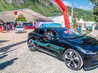 Salon du véhicule électrique et hybride à Val d'Isère: c'est parti !