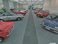 Google View : ça marche aussi avec le musée Honda