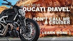Vidéo - Ducati: un problème d'identité pour la Diavel ?
