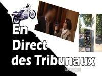 En direct des tribunaux: une moto trop bruyante !