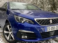 Prise en mains - Peugeot 308 1.5 BlueHDI 130 EAT8 (2018) : pour rentrer dans la norme