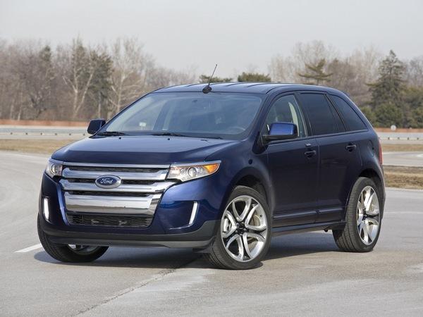 Ford prévoit de vendre le SUV Edge en Europe
