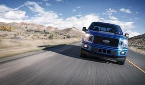 Ford : le premier moteur diesel du F150 est français