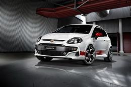 Genève 2010 - officiel : Fiat Abarth Punto Evo