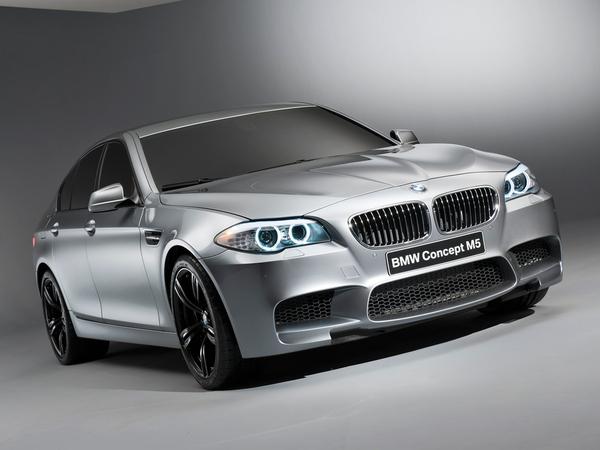 Nouvelle BMW M5 Concept : toutes les infos, photos et vidéos