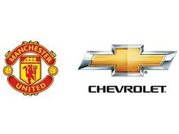 Chevrolet devient sponsor officiel du club de Manchester United