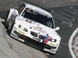 BMW s'impose sur la Nordschleife