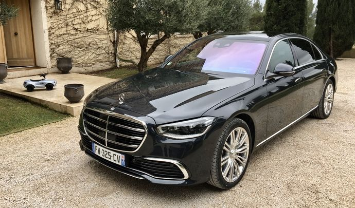 Essai – Mercedes Classe S (2021): le futur est aujourd'hui