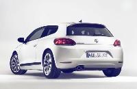 Future Volkswagen Scirocco R20T: 265 ch