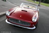 Photos du jour : Ferrari 250 GT California