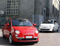 Fiat 500 : Lancement de la Fiat 500. Enorme !