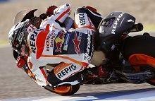 MotoGP Test 2016 : Márquez a été moins efficace à Jerez