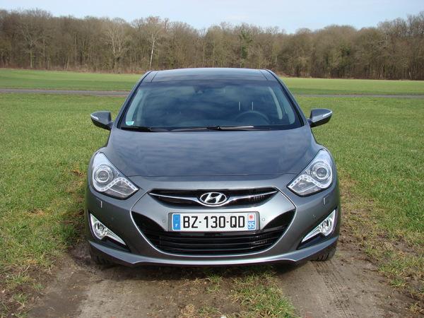 Hyundai lance une série spéciale pour la i40