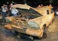Tulsarama: à vendre Plymouth Belvedere1957 dans son jus...