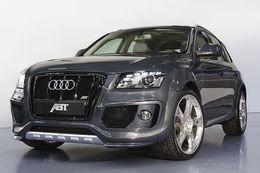 Audi Q5 par Abt : en clair (ajout photos HD)