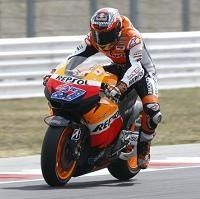 Moto GP - San Marin Qualifications: Casey Stoner bat son propre record à Misano