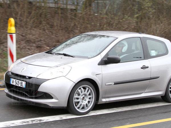Voici la prochaine Renault Clio R.S
