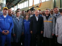Renault: une usine mise en veille en Russie