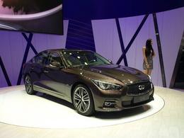 Nissan lance enfin Infiniti au Japon