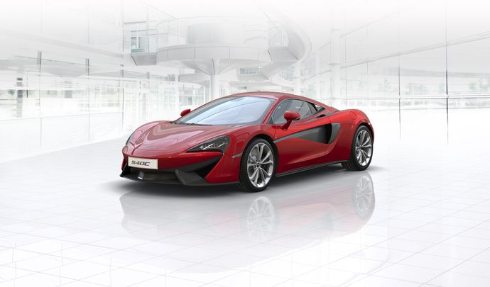 2016, année record pour Lamborghini, Rolls Royce et McLaren