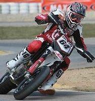 AMA Supermoto : Sylvain Bidart champion 2009 !!!