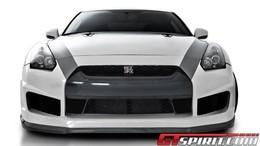 Nissan GT-R par Ventros : encore plus de carbone