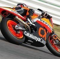 Moto 2 - San Marin D.3: Marc Marquez marque le premier point de la journée