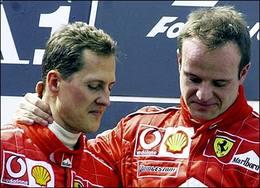 """Barrichello déballe son sac : """"Autriche 2002 : si je ne laissais pas Schumacher gagner, j'étais viré"""""""