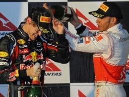 Vettel / Hamilton : duo impossible pour Horner