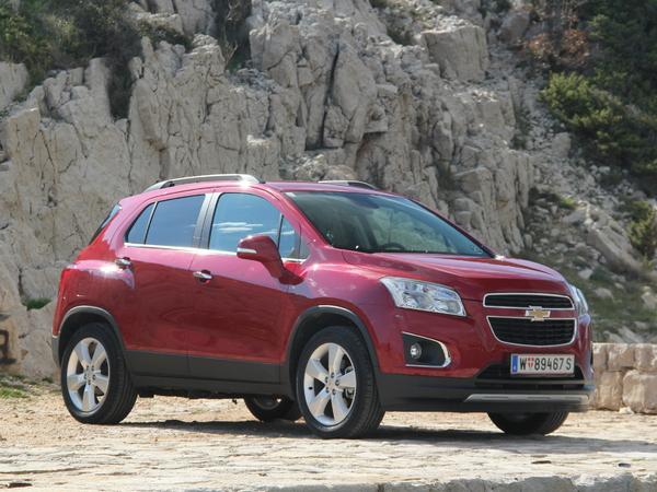 Chevrolet modifie la gamme de son Trax avec une nouvelle version