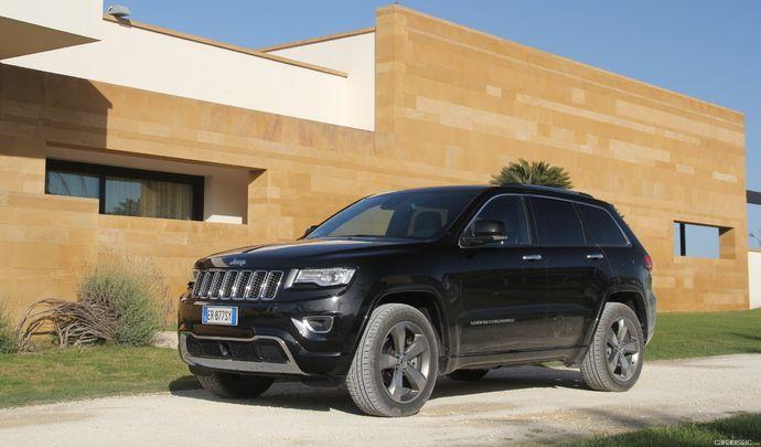 Jeep : le prochain Grand Cherokee sur la plateforme de l'Alfa Romeo Stelvio