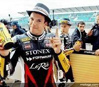 Moto 2 - Grande Bretagne Qualification: Le Forward Racing confirme