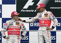 GP des Etats-Unis : Carton plein pour Lewis Hamilton