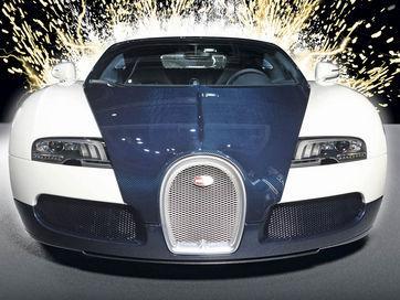 Bugatti travaille sur un modèle 100% électrique !