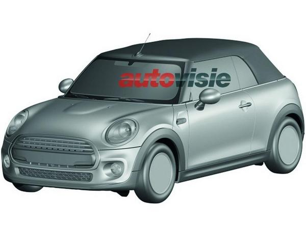 Surprise : voici la future Mini Cabrio