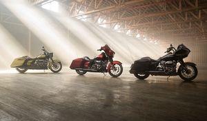 Harley-Davidson: rappel de 175000 motos aux États-Unis