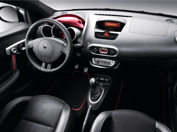 "Renault Wind: la ""Collection 2012"" arrive"