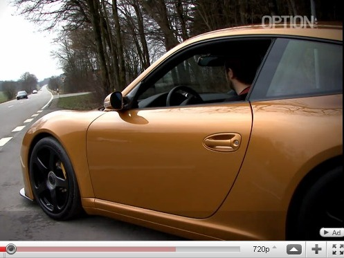 Ruf RT 12 R : l'essai par Option Auto