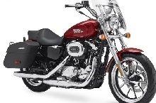 Nouveauté - Harley-Davidson: le Sportster se fait baroudeur avec la SuperLow1200T
