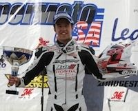 Supermotard: Fred Guérin champion des USA 2011